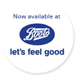 Now Available at Boots